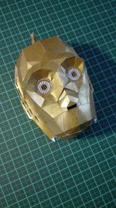 Star wars; Paper model; Papercraft; maquette en papier; Home made; pour les nuls; Diy